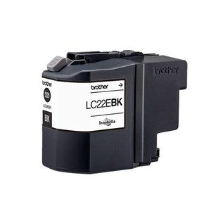 Brother Brother LC-22EBK inktcartridge