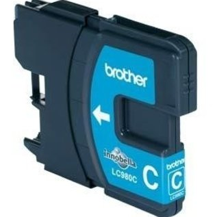 Brother Brother LC-980C inktcartridge