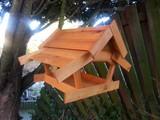Vogel voederhuis type Bungalow Nieuw