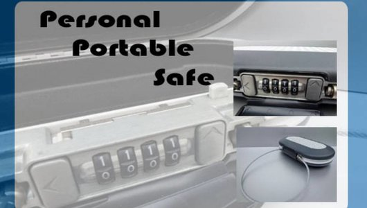 Personal Porable Safe