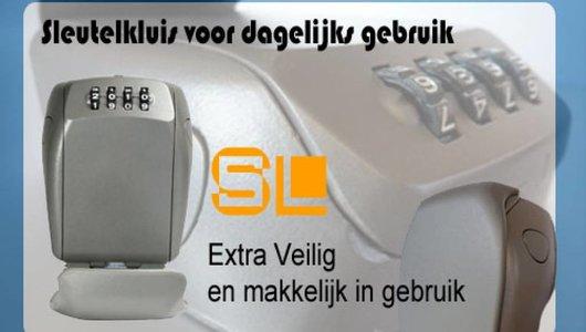 Sleutelkluis SL voor dagelijks gebruik