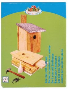 Nesting boxes for birds as a kit to buy bird houses cheap bird diy birdhouses to knock together yourself complete with all accessories solutioingenieria Images