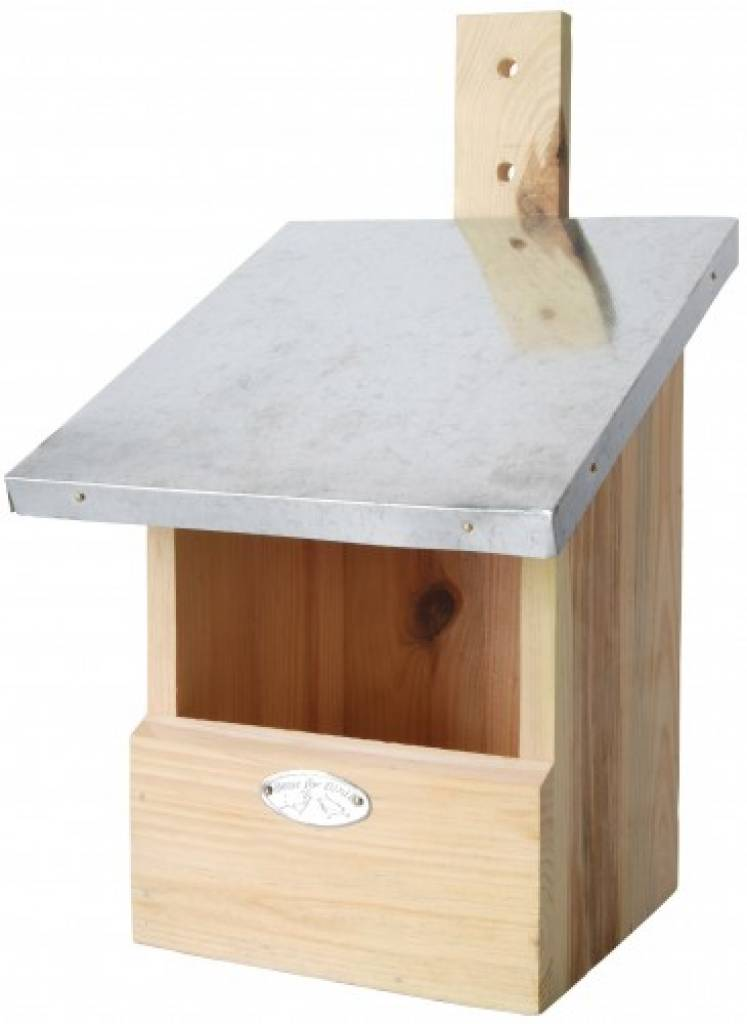 vogelh uschen besonders geeignet f r robins kaufen. Black Bedroom Furniture Sets. Home Design Ideas