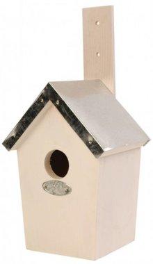 Goedkope witte Vogelhuisjes voor buiten vogels