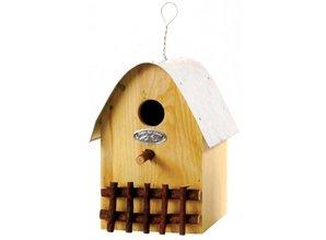 nichoirs design achetez couleur jaune maisons d 39 oiseaux maisons d 39 oiseaux pas cher. Black Bedroom Furniture Sets. Home Design Ideas