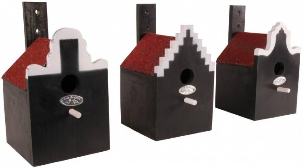 bei uns k nnen sie sch ne fassade nistk sten schritt. Black Bedroom Furniture Sets. Home Design Ideas