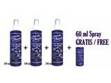 Razzle Dazzle Schmuck Reiniger und Protector - 3 x 240 ml + 60 ml FREI