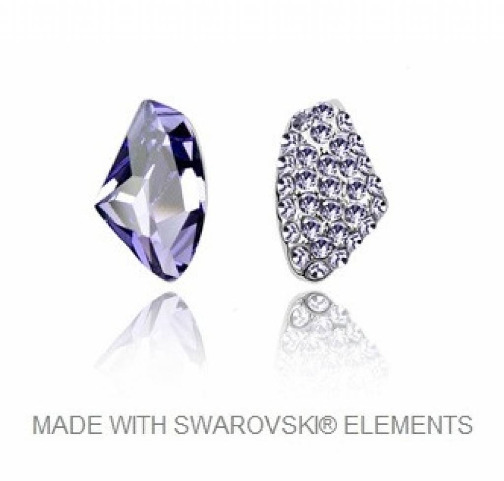 Swarovski Elements Crystals 2058 Flat Backs Non Hotfix - GemMii