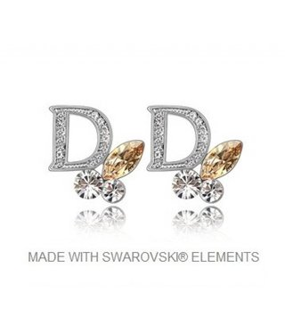 Earrings DOR with Swarovski Elements