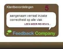 Feedback Klanten/Customers