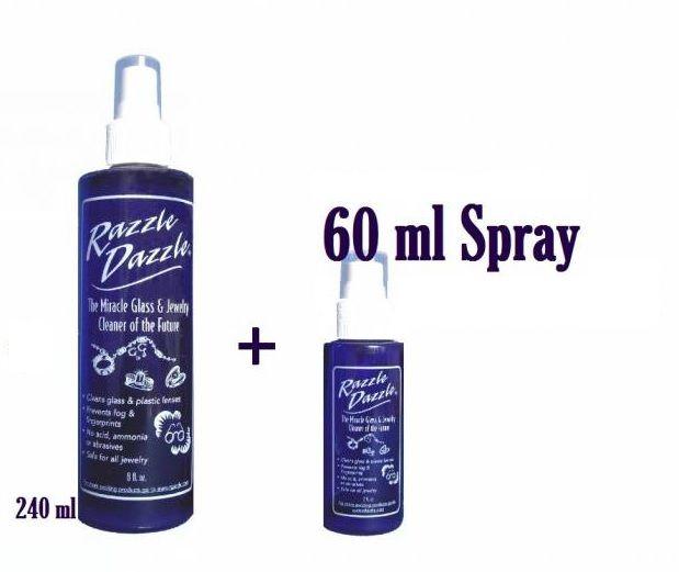 Razzle Dazzle Sieradenreiniger en beschermer - 240 ml + 60 ml