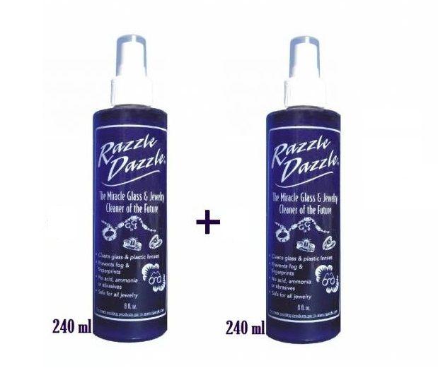 Razzle Dazzle Sieradenreiniger en beschermer - 2 x 240 ml
