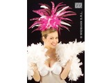 Carnival-accessories: Headband copa Cabana
