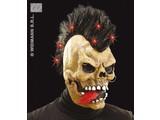 Carnival-accessories: Luminous skullmask