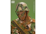 Carnival-accessories: Camouflage soldier Helmet