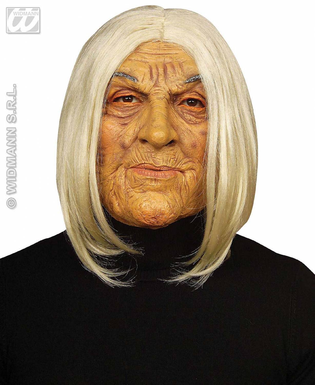 Carnival-accessories: Mask Old woman - Fancy dress