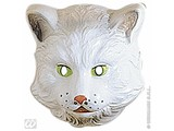 Carnival-accessories:Plastic childmask, pussy