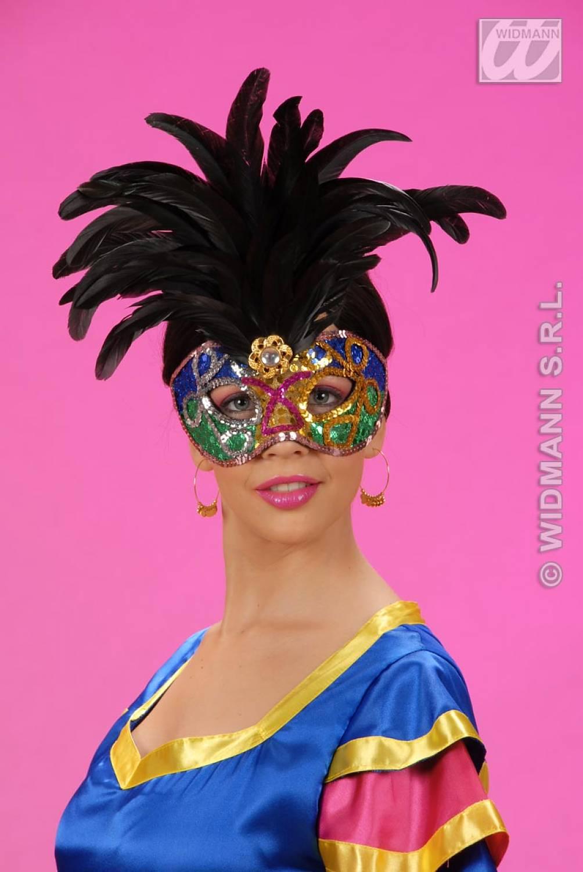 Фото масок для карнавала своими руками