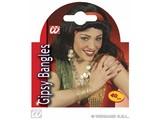 Carnival-accessories: Jewelry: 40 Bracelet Gipsy-woman