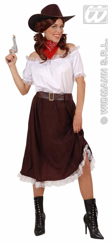 Женская Одежда Вестерн