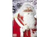 Theme-parties: luxury Santa Claus-set