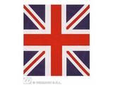 Carnival-supplies: Bandana / Handkerchief England 55x55 cm