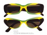 Carnival-glasses: Glasses Jamaica