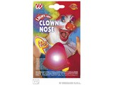Carnival-accessories:Clown-nose with flashing light