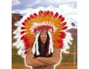 """Carnival-accessory: Professional Indian headdress """"crazy horse"""""""