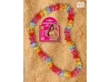 Party-articles: Hawaii-garland multi-colour