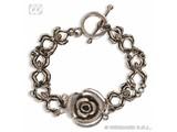 Carnival-accessory: Biker / rocker Gothic Bracelet