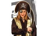 Carnival-accessory: Pirate set
