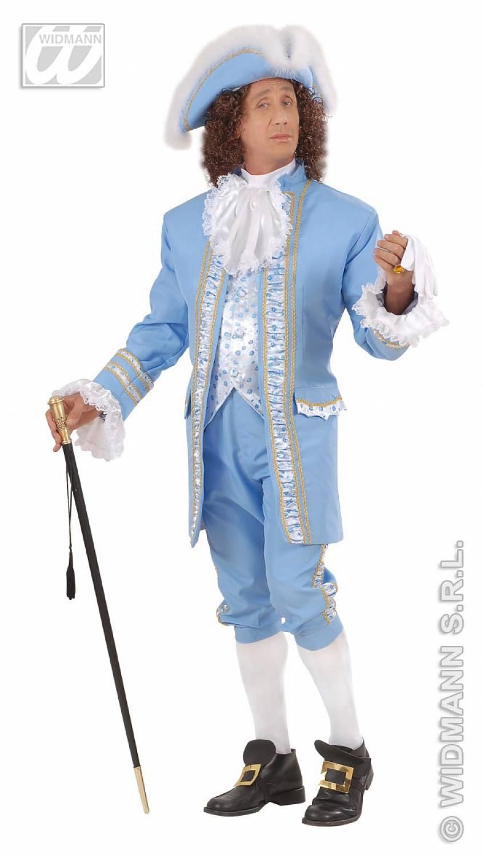 Carnival-costumes: English Gentlemen 18th century - Fancy dress