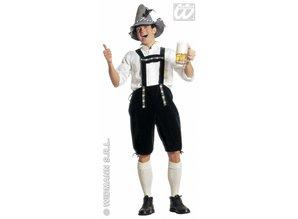"Carnival-costumes: Bavarian costume ""leatherhose"""