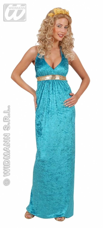 Carnival-costumes: Queen of Atlantis - Fancy dress