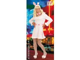 Carnival-costumes: Rabbit XL