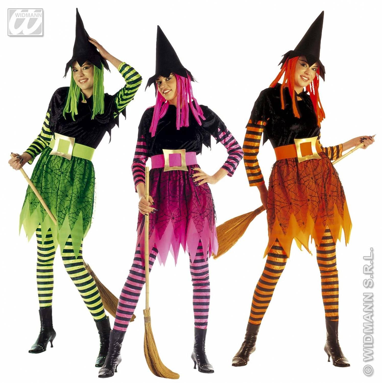Carnival-costumes Funky witch velvet  sc 1 st  Fancy dress & Carnival-costumes: Funky witch velvet - Fancy dress