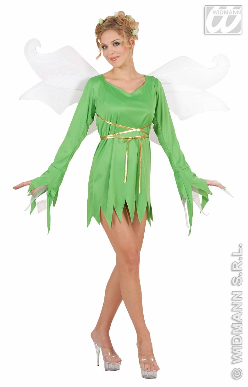 carnival costumes sexy woodfairy fancy dress. Black Bedroom Furniture Sets. Home Design Ideas