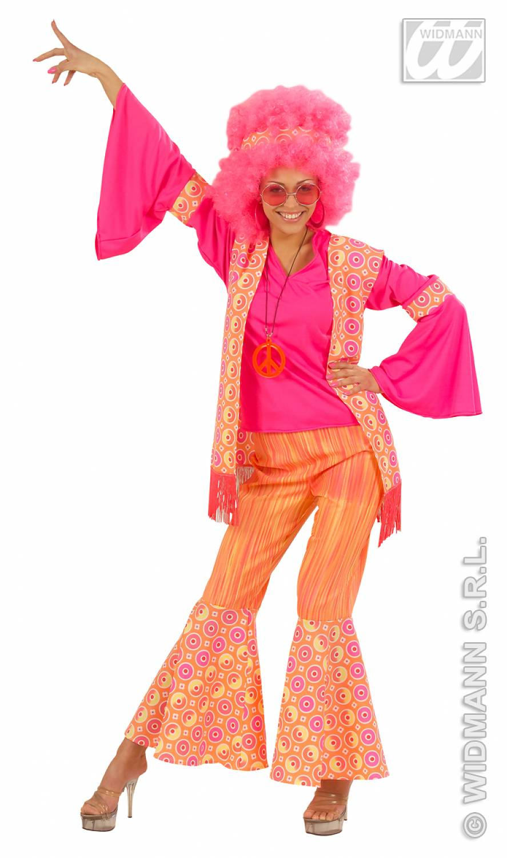 carnival costumes hippy woman fancy dress. Black Bedroom Furniture Sets. Home Design Ideas