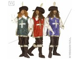 Carnival-costumes: Musketeer