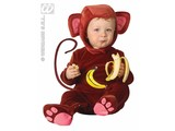 Carnival-costumes: Baby-little monkey