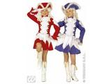 Carnival-costumes: Children:  Majorette