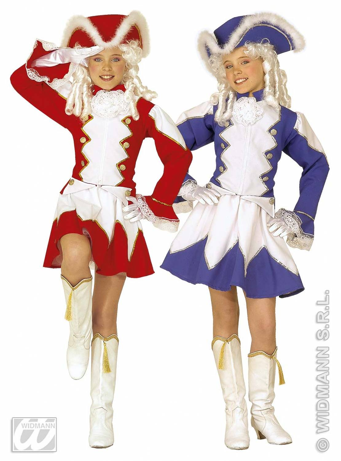 Carnival-costumes Children Majorette  sc 1 st  in the most foolish online fancy dress and accessory store & Carnival-costumes: Children: Majorette - Fancy dress