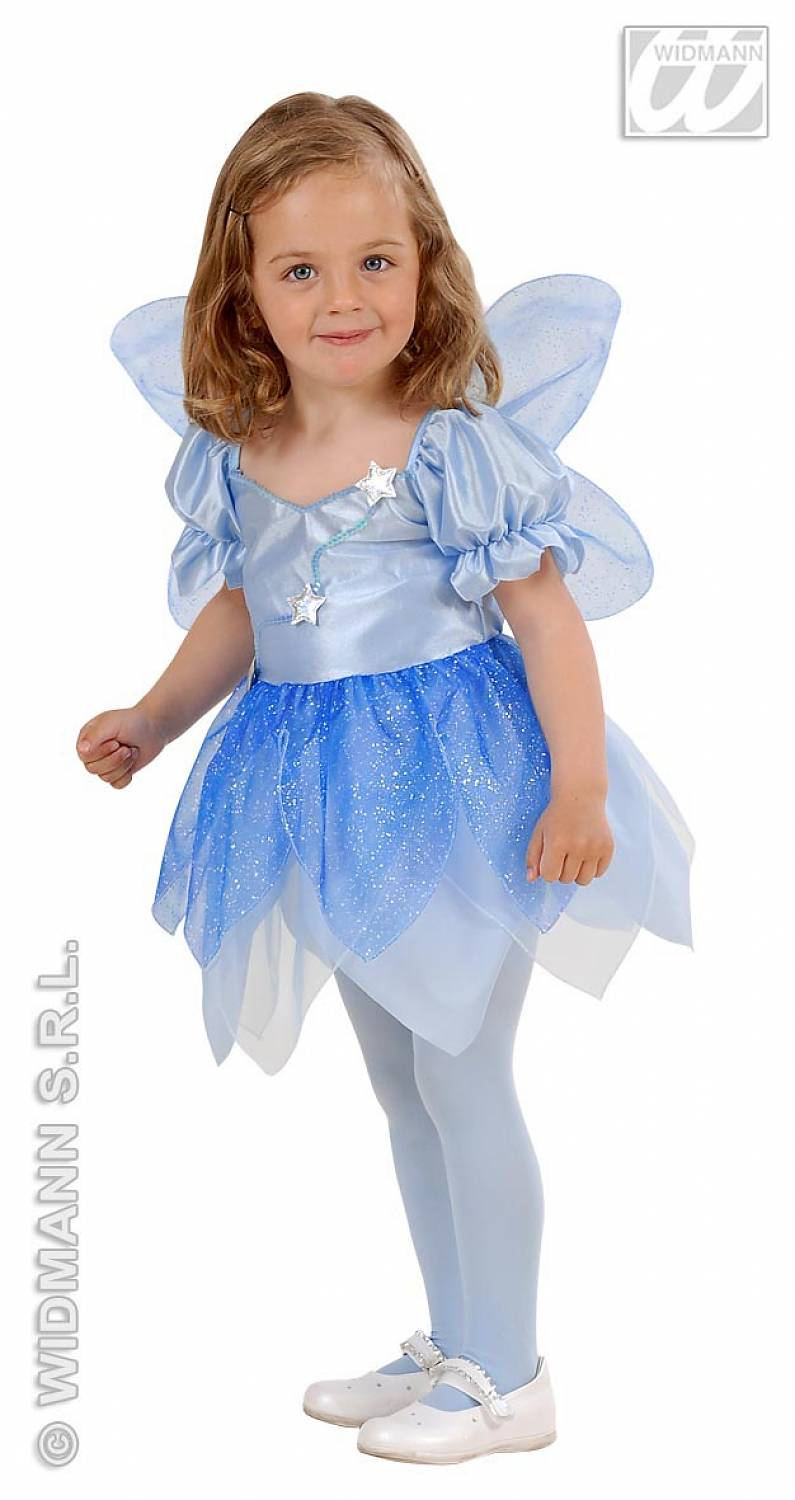 Carnival-costumes Children Blue fairy  sc 1 st  Fancy dress & Carnival-costumes: Children: Blue fairy - Fancy dress
