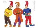 Carnival-costumes: Children:  Gnome