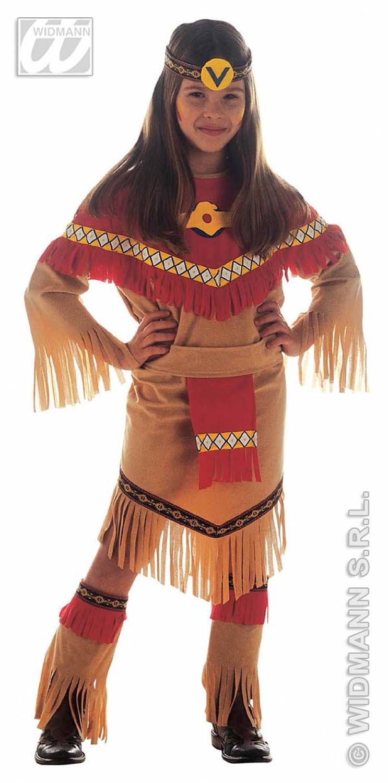 Костюм индейца быстро своими руками