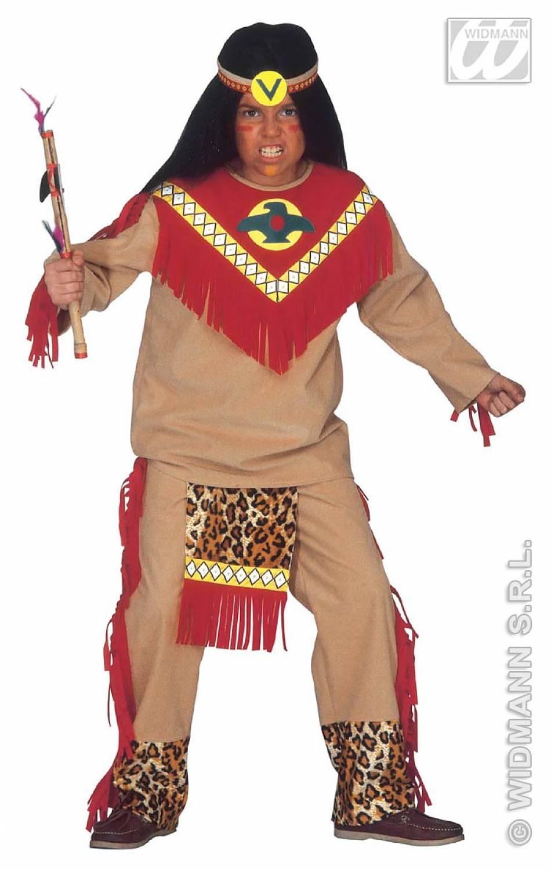 Костюм индейца на мальчика своими руками фото