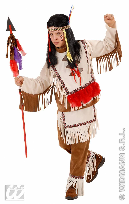 Картинки костюма индейца своими руками