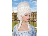 Carnival-accessories: Wig, Marie Antoinette, different colours