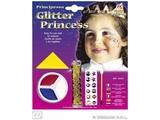 Carnival-accessory:  Glitter make-up set girls